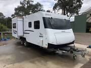 Jayco 2015 Silverline 21:65:3 caravan with Satellite Television Cranbourne North Casey Area Preview