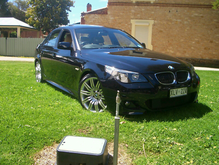 Immaculate BMW 525i M Sport