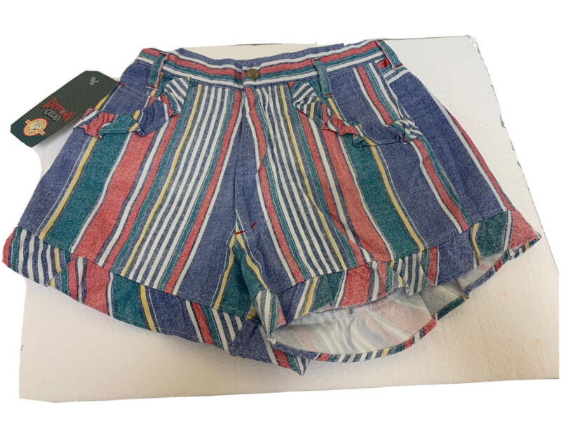 Camptown Club Vintage Shorts Sz Girls 7/8  Vintage 80