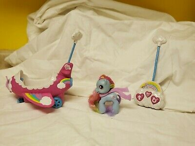 My Little Pony Gen 3 Rainbow Dash Car set