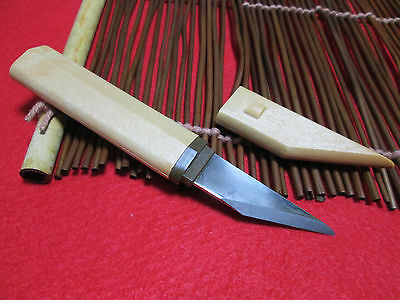New Japanese knife kiridashi Craft pocket Knife ...