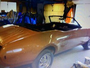 69 cutlass convertible project
