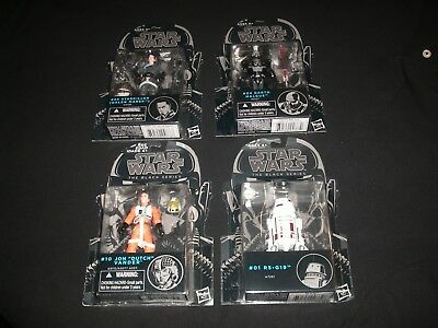 """Star Wars Black Series 3.75 Figures """"Select Your Character(s)"""" Free Shipping!"""