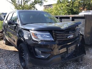 2017 FORD EXPLORER AWD ONLY 39KM!!!