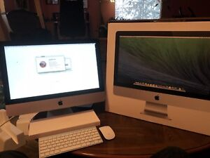 "21.5"" Mac, 1 TB with Magic Mouse and keyboard Late 2013"