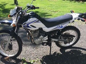 2009 Yamaha 250XT in excellent condition