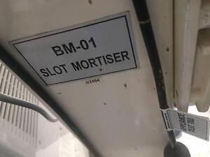 MODEL BM-01 BORER & SLOT MORTISER Kingsville Maribyrnong Area Preview
