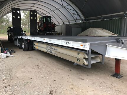 Machinery trailer ATM 23000