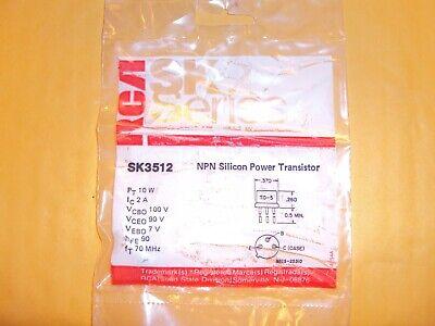 Sk3512 Npn Silicon Power Transistor Cross To Nte 16005  Nos