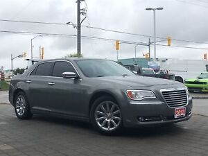 2012 Chrysler 300 LIMITED**LEATHER**PANO ROOF**