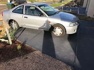 2002 Mitsubishi Lancer Coupe Point Cook Wyndham Area Preview