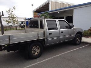 Holden rodeo dual cab Peregian Beach Noosa Area Preview