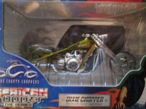 ORANGE COUNTY CHOPPERS OCC COLLECTIBLE MOTORCYCLE DIXIE CHOPPER FREE SHIPPING US