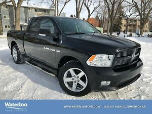 2012 Dodge Ram 1500 Sport | Heated/Cooled Seats | Heated Mirrors