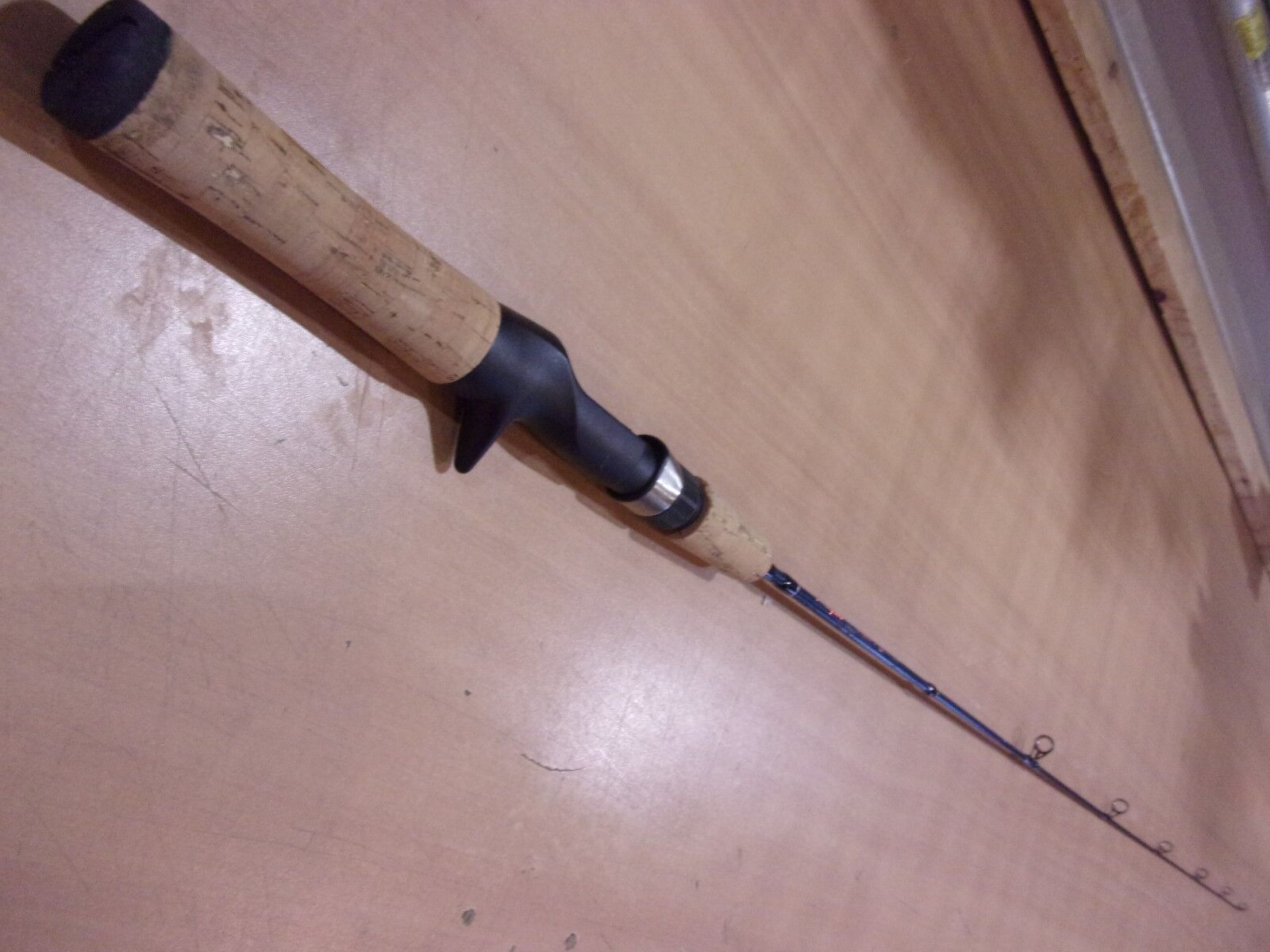 Shakespeare Micro Series Blue casting rod  4 foot 6 inch ult