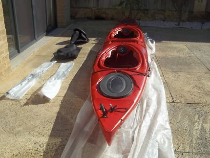 SPRING SALE! REDUCED! BRAND NEW FRONTIER AMAZON SEA KAYAK $890!! Mindarie Wanneroo Area Preview