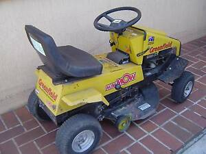 """Greenfield Mini Mow 25"""" ride-on lawn mower Enoggera Brisbane North West Preview"""