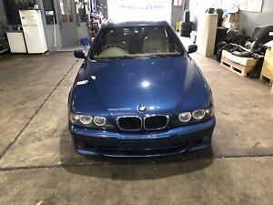 BMW E39 5 Series 525i 2001 M Sport years from 1996 to 2003 Bmw Northmead Parramatta Area Preview