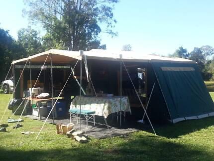 2010 Swag Camper Trailer - Follower model Arana Hills Brisbane North West Preview