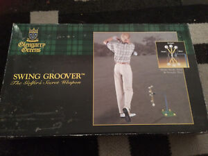 Golf Swing Groover