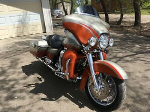 2009 CVO 110 Ultra Classic trades considered