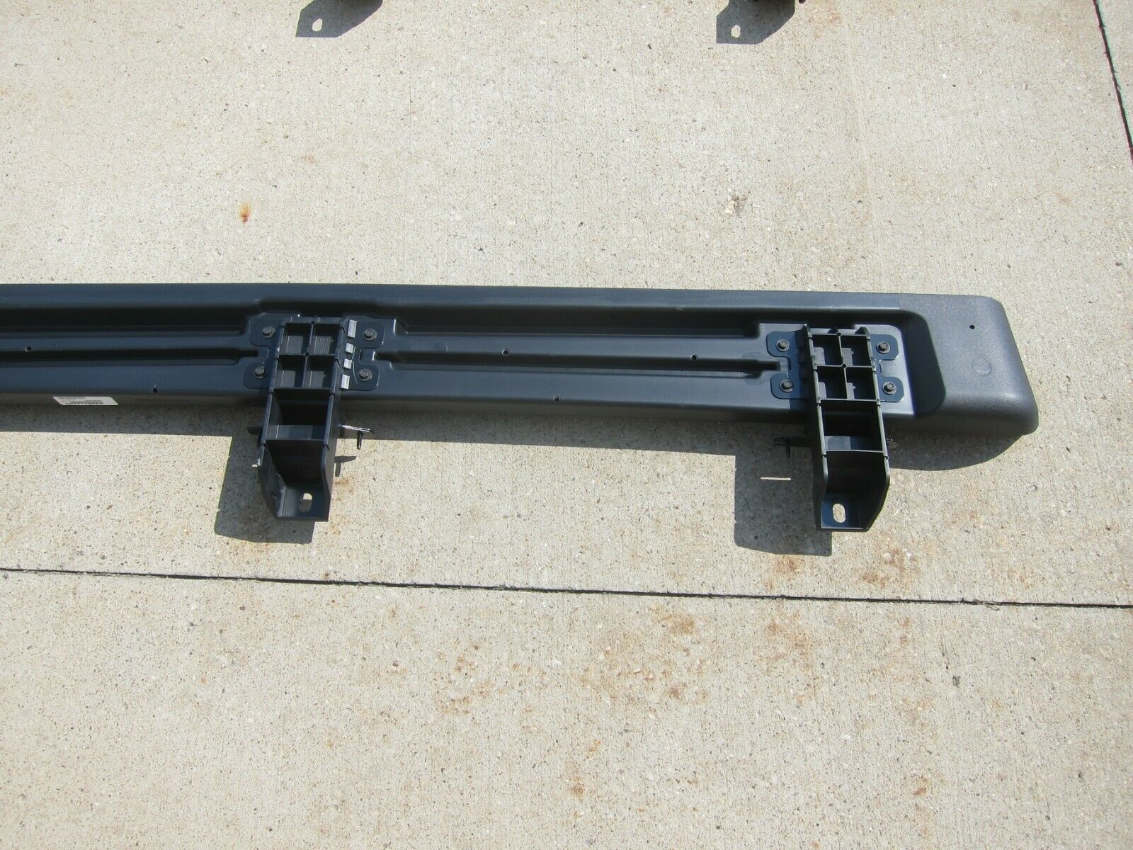 2020-2021 jeep gladiator all black running board kit new