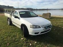 2006 FORD FALCON RTV UTE BF MKII AUTO GAS Kingston South Canberra Preview