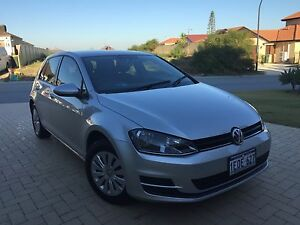 Volkswagen golf 2014 manual - as new Quinns Rocks Wanneroo Area Preview