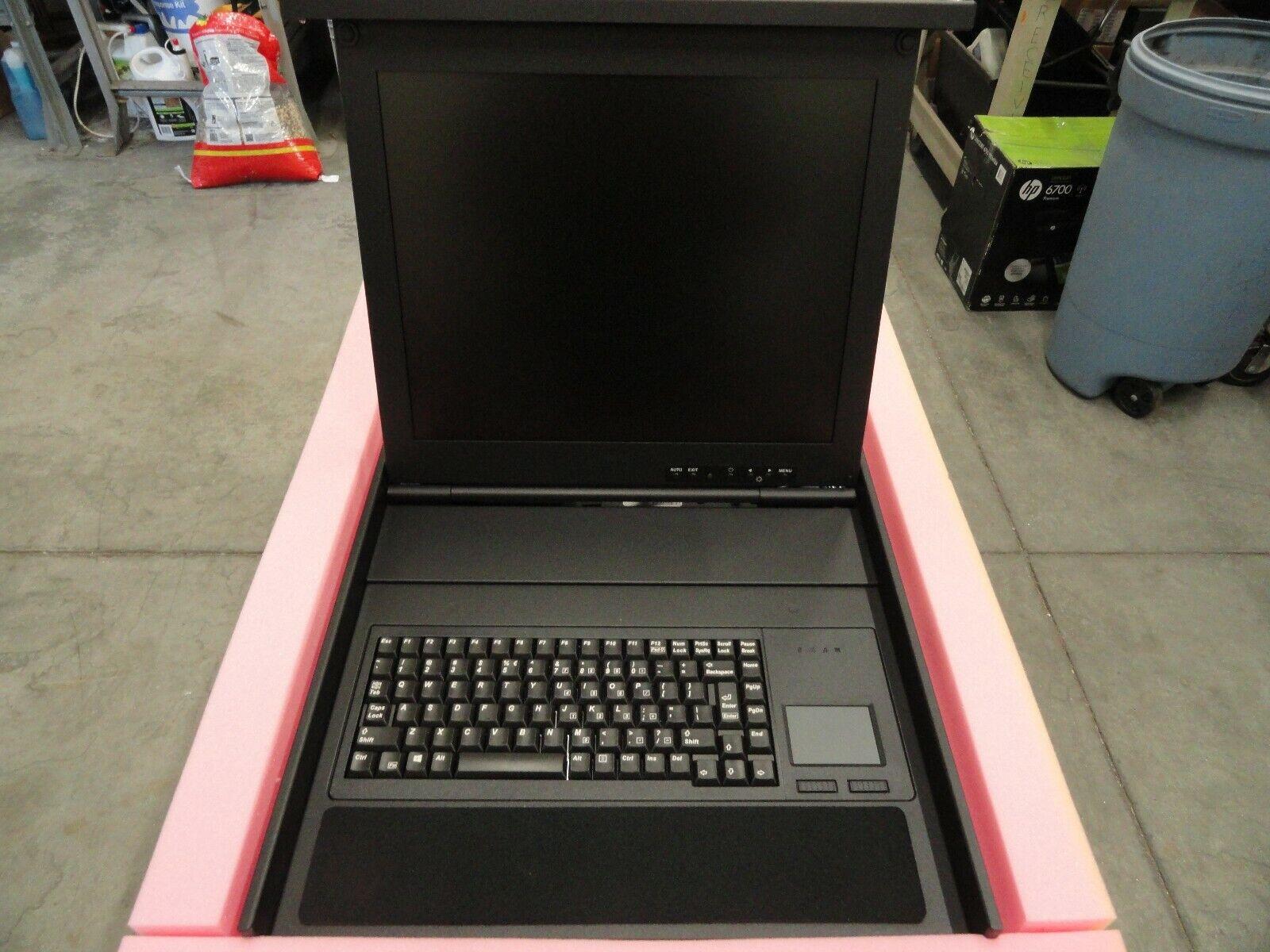 """Dell / EMC 091-000-094 Rackmount KVM 17"""" Avocent / Cherry ML5500 USB - NEW!!!"""