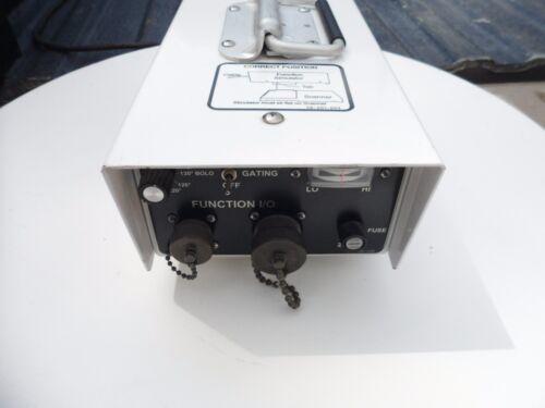 NICE Southern Technologies 2100-810NG NG Scanner Calibration Unit Train Railroad