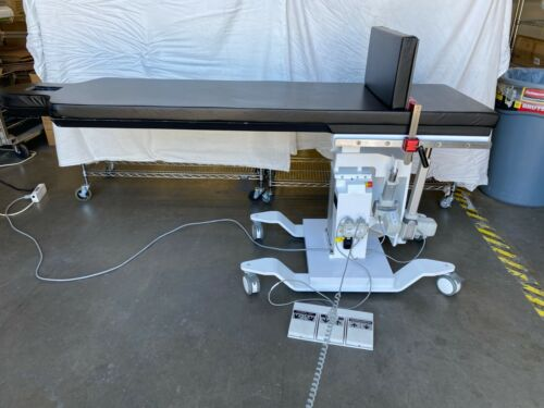 C-Arms International Durabuilt Medical PMT8000HLT CT Table