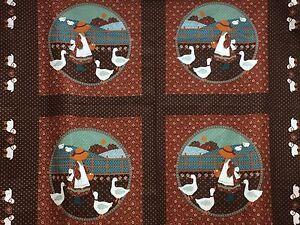 PANEL SUNBONNET SUE  QUILTING  CUSHIONS  PANEL     40