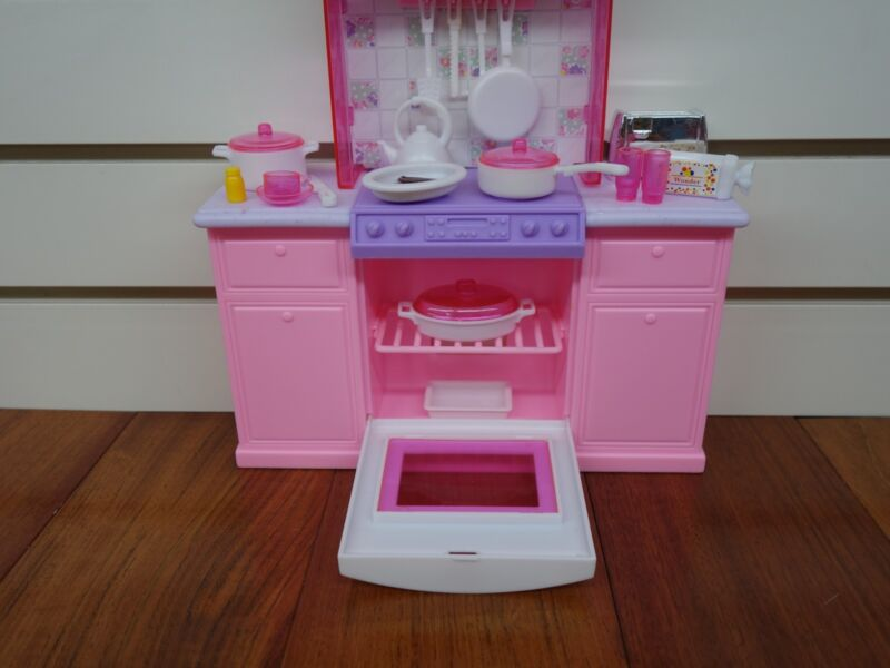 Barbie Size doll furniture 99001 My Fancy Life Bedroom Gloria