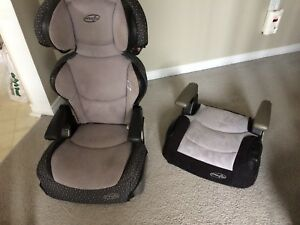 Two booster seats $25