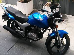 Honda CB125e - perfect for Deliveroo, city commute or learning Alderley Brisbane North West Preview