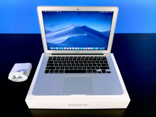 APPLE MACBOOK AIR 13 INCH LAPTOP / TURBO BOOST / 3 YEAR WARRANTY / 128GB SSD