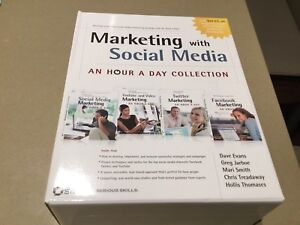 Book Collection-Marketing with Social Media Keilor Downs Brimbank Area Preview