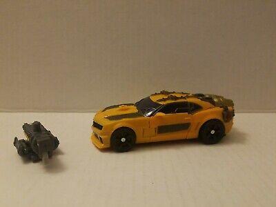 Transformers Dark of the Moon Deluxe Class Nitro Bumblebee Mechtech