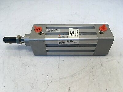 Smc Cp95sdb32-50 Air Cylinder 50 Mm Stroke X 32 Mm Bore 145 Psi 1 Mpa
