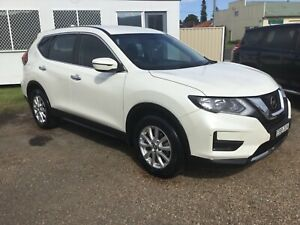 2019 NISSAN X-TRAIL ST AUTO 5 DOOR SUV BALANCE OF NEW CAR WARRANTY Fairy Meadow Wollongong Area Preview