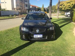 2012 Holden Commodore thunder sv6 series 2 auto Ute Attadale Melville Area Preview