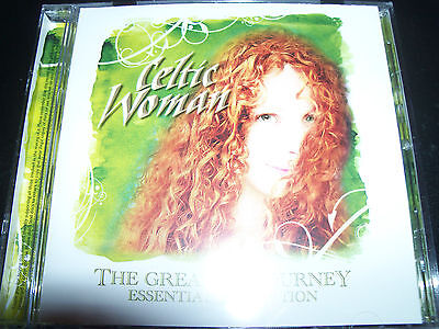 (Celtic Woman The Greatest Journey Essential Collection (Australia) CD - Like New)
