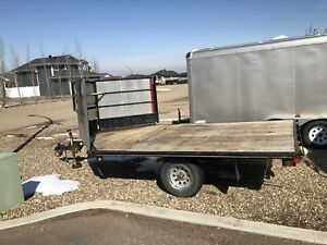 Quad/sled Trailer