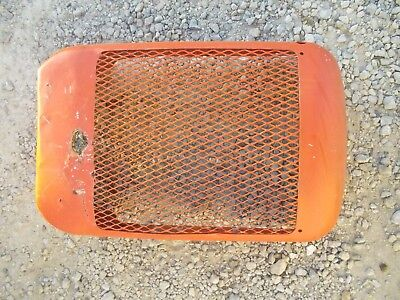 Allis Chalmers B Tractor Original Factory Ac Front Nose Cone Grill Wscreen B