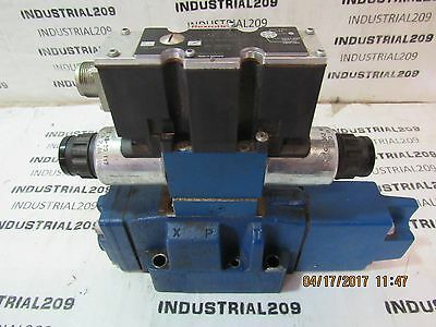 Rexroth Hydraulic Valve 3drepe6c-2025eg24n9k31f1v0 Used