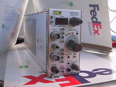 Tektronix 7a13 Differential Comparator Plugin For 7000 Oscilloscopes