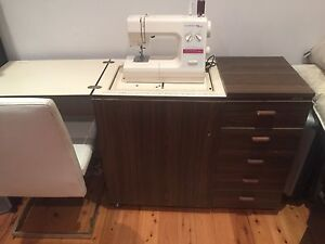 Janome sewing machine Caringbah Sutherland Area Preview