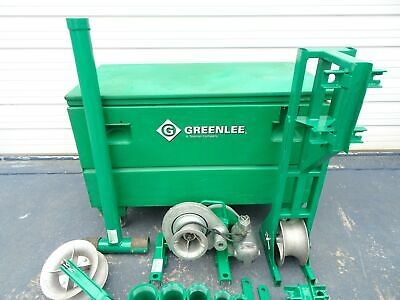 Greenlee 640 4000 Lbs Wire Cable Tugger Puller Set 3 Lk