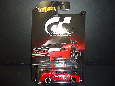 Hot Wheels Nissan Skyline R32 GT-R Red Gran Turismo 1/64