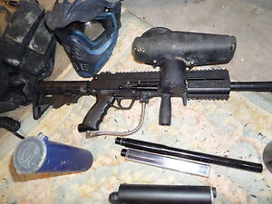 tippman paintball gun and misc. Kitchener / Waterloo Kitchener Area image 1